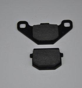 Колодки тормозные дисковые (suzuki ad 50 atv) №15