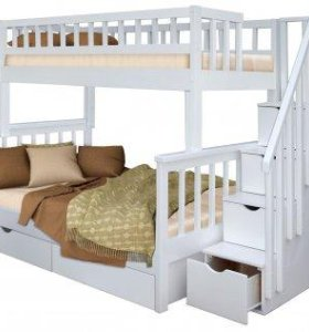новая кровать для малогабаритной квартиры
