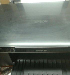 МФУ Epson L200 с заводским СНПЧ