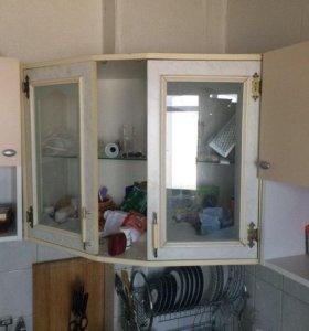 Навесной шкаф от кухонного гарнитура