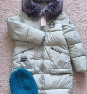 Куртка новая зимняя !