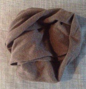 Кашемировый большой шарф. Италия