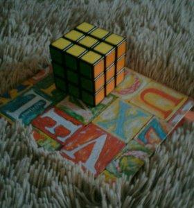 Продам кубик Рубика фирмы Rubik's