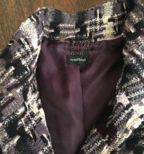 Шерстяное пальто Motivi, размер S