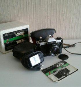 Фотоаппарат антикварный Киев-19