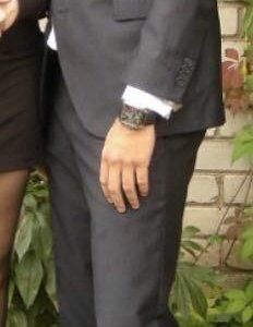 Мужской классический костюм Cinque 48размера