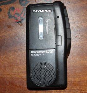 Кассетный диктофон