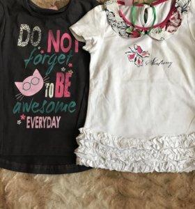 Одежда для девочек много