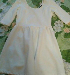 Платье с пышной юбочкой, 44-46