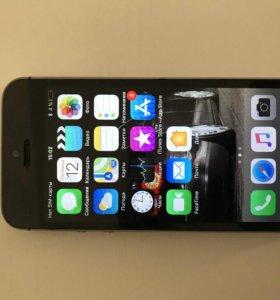 Продам айфон 5s 16g