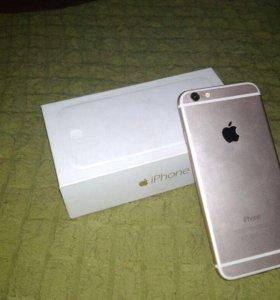 iPhone 6, Gold, 16GB
