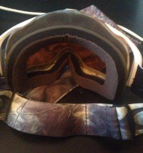 Маска(очки)OakleyShaneMcconkey Сrowbar горнолыжная
