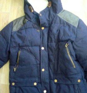 Куртка новая Ресервед