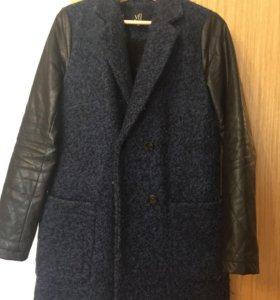 Пальто демисезонное, размер 48