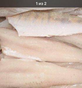 Продаём рыбу мороженую и морепродукты