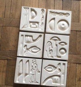 Декоративные плиты