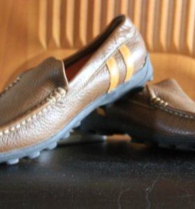 продам новые туфли, натуральная кожа
