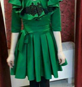 Пышное платье! Новое!