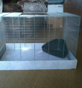 Клетка для кролика(морской свинки)