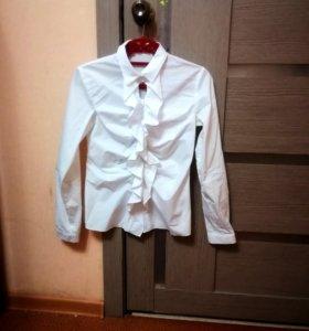 Блузка детская, покупали в Непоседе за 2т