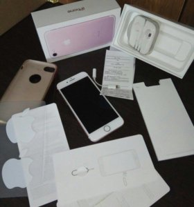 iPhone 7/32gb на гарантии.