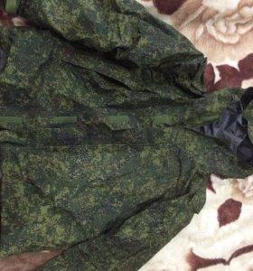 Ветро-водозащитный костюм (ВВЗ)