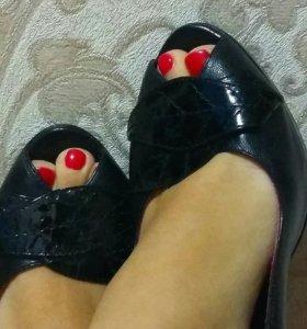 Туфли ,нат.кожа