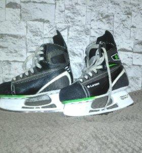 Хоккейные коньки Larsen ( размер 37)