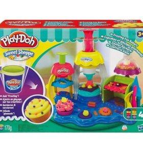 Play-Doh фабрика.