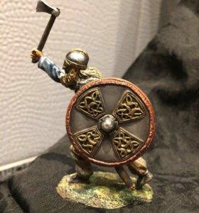 Оловянная миниатюра. Оловянные солдатики.