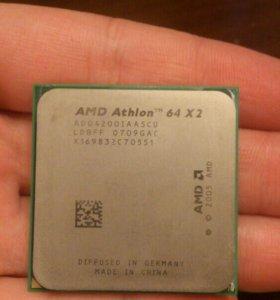 Процессор AMD Athlon 64 x2 4200, частота 2.2 ГГц