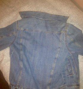 Куртка джинсовая H&M