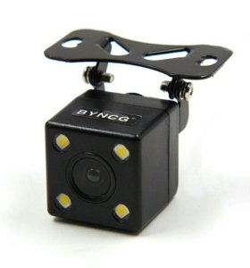 Камера заднего вида квадрат