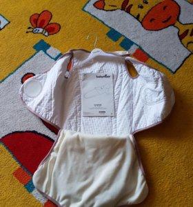 Конверт трансформер для грудничка