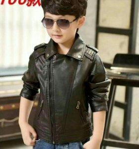 Куртки и жилетки на мальчиков