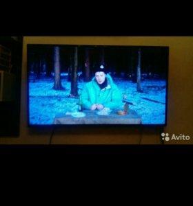 Новый 4K Телевизор Samsung 6100 49 дюймов UHD HDR