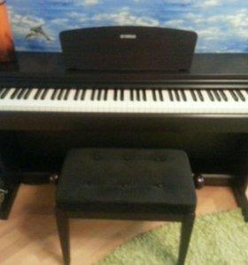 электронное-пианино YMAHA