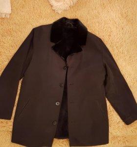 Зимняя мужская куртка kanzler