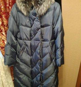 Зимний пуховик, пальто.