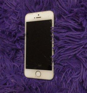 Продам iPhone 5s 2017