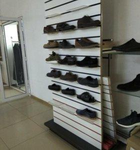 Стилаж для обуви и одежды