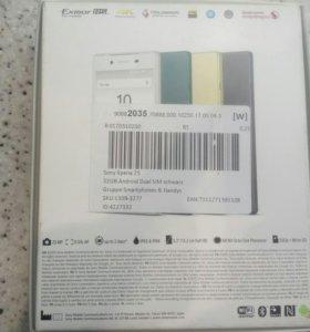 Sony Xperia Z5 dual Graphite Black
