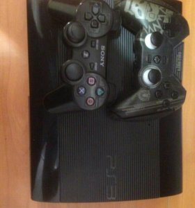 Play Station 3 + 5 игр
