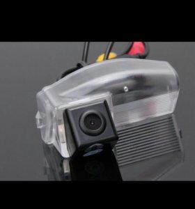Камера заднего вида Mazda 2,3