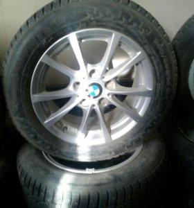 Колёса BMW 3  (зимние шипованые)-4 шт