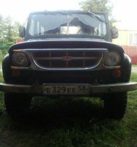 УАЗ 3151 1986 г.в