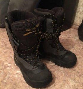 Ботинки Ski doo Hybrid Boot