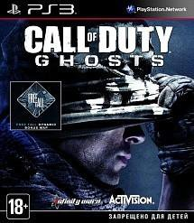 Call of Duty: Ghosts(PS3)
