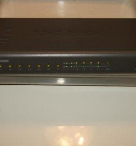 Маршрутизатор D-Link DVG-5008SG