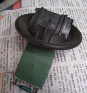 Резистор переключения печки Skoda Golf 4 Polo Seda